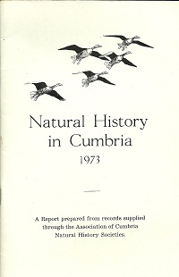 Cumbria Naturalists Union annual report 1973