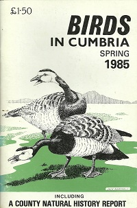 Cumbria Naturalists Union annual report 1984