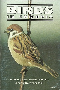 Cumbria Naturalists Union annual report 1993