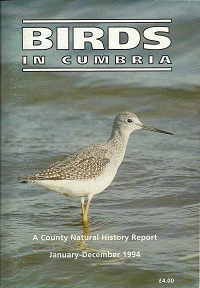 Cumbria Naturalists Union annual report 1994