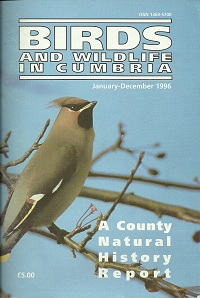 Cumbria Naturalists Union annual report 1996