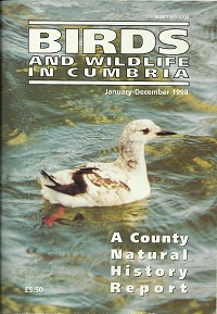 Cumbria Naturalists Union annual report 1998