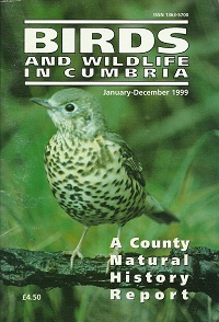 Cumbria Naturalists Union annual report 1999