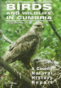 Cumbria Naturalists Union annual report 2001