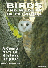 Cumbria Naturalists Union annual report 2002
