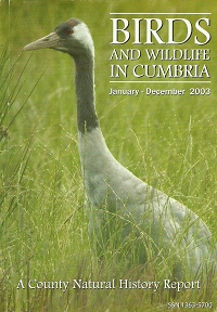 Cumbria Naturalists Union annual report 2003