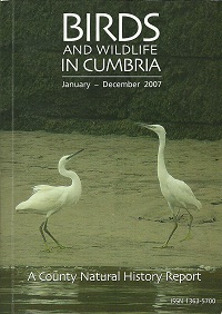 Cumbria Naturalists Union annual report 2007