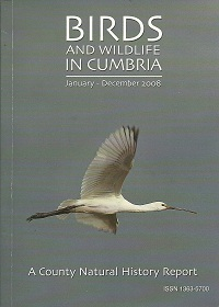 Cumbria Naturalists Union annual report 2008
